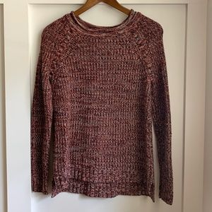 Pink Rose Sweater, Small